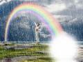 """Музыкальная флешка """"Я люблю этот летний дождь!"""""""