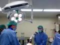Хирург и нога