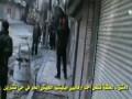 Бои в Сирии, 2012 г. Боевик ССА словил пулю (+18)