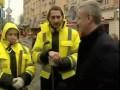 Собянин и русские дворники в Москве