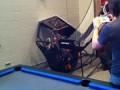 Неудачный бросок в баскетбольный автомат