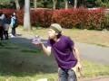 Трюки с шарами