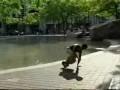 Китаец - акробат