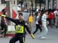 Traffic Cop Dance: Michael Jackson Style