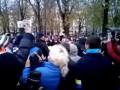 Бандеровцы на Соборной пл. 04.11.2014
