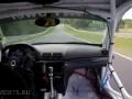 У автомобиля оторвало дверь на 280 км/ч