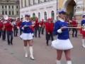 Нижегородский Губернский Оркестр на Параде Фанфары Победы 16 мая 2015