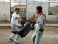 Бой на ножах в Колумбии