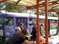 На ул. Серова в Днепропетровске взорвался трамвай