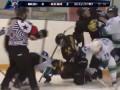 NHL ХК Молот – ХК Юган (09.01.16)