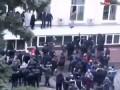 В Харькове жестко избивают бандеровцев. Экслюзив 5.03.2014