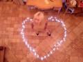 Романтический вечер влюбленных в замке BLOND GIRL DANCE