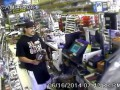 Thug Throws Bottles Of Liquor At Clerk During Robbery