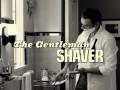 Джентльменское бритье