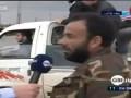 Террористы в Сирии попали в аварию.