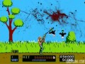 Contra vs. Duck Hunt