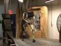 PETMAN Robot Strut (Stayin' Alive)