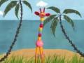 Жирафик Рафик учит детей правилам дорожного движения