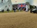 Фестиваль скорости в Гудвуде 2013 с камер ГоуПро