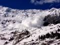 Как ползет лавина