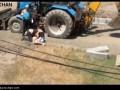 Кунг-фу совковой лопаты сильнее
