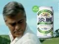 George Clooney рекламирует японское пиво Kirin