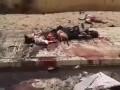 وقوع اصابات بين المدنيين نتيجة القصف الذي يقوم به جيش المالكي على الجانب الايمن من الموصل 6-6-2014