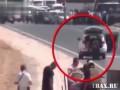 Взрыв автомобиля в Турции