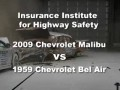 959 Chevrolet Bel Air VS. 2009 Chevrolet Malibu