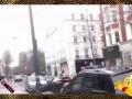 Авария автомобиля за 20 мил. и ЗЛОРАДСТВО зрителей