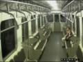 В московском метро появилось привидение