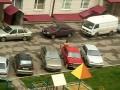 Неадекват в Ставрополе