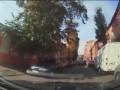 Сын харьковского мэра срывает номера у машин