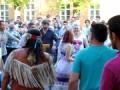 Танцы под индейскую музыку