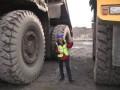 Олег Растегаев и шины для БелАЗов
