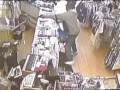 Неудачный грабеж магазина