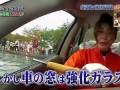 Как правильно разбить стекло в автомобиле