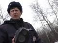 Поймали голых ГИБДДшников в патрульке