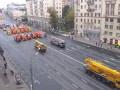 Парад городской техники