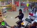 Hero 'cowboy' takes down armed robber with bare hands