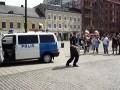 """Марш """"Несогласных"""" в Швеции"""