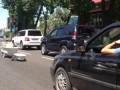 Мотованна на улицах Алматы