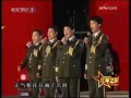 Katyusha in chinese and russian army choir