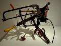 Рабочие инструменты - классная кинетическая скульптура