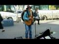 Уличный человек-оркестр, м. Звездная СПБ