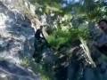 Падение со скалы