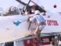 Выступление «Русских Витязей» на авиашоу в Бахрейне