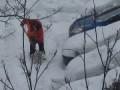 Уборка снега в Минске