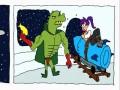 Комиксы Фрая