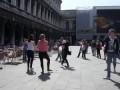 Челябинские студенты отжигают в Венеции
